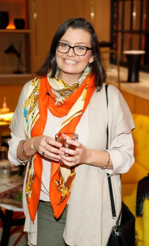 no fee if The River Lee mentioned in caption The River Lee Unveils their Local Taste Toddies on the Terrace Menu Esther McCarthy at The River Lee's Local Taste Toddies on the Terrace event -photo Kieran Harnett The River Lee Hotel showcase their special Local Taste Toddies on the Terrace menu to be enjoyed during the Christmas and Winter season, which brings together the best local artisan product offerings across food and drink. Visit The River Lee to enjoy Toddies on the Terrace this winter season. For further information, please contact Donna Parsons, Edelman: Email: Donna.Parsons@edelman.com Phone: 01 678 9333| 087 650 1468