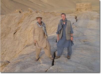 Dragon's Back, near Bamiyan