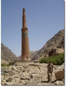 Minaret of Jam - Central Afghanistan - 2006