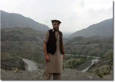 The Khyber Pass - 2002