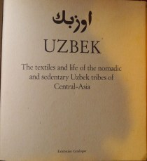 Uzbek - Exhibition Catalog