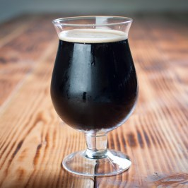 CHOCOLATE THUNDER – Barrel Aged Milk Stout