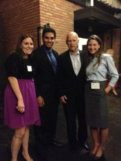 Lobbying Governor Jerry Brown