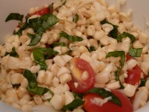 Smoked Corn Salad Mandy' Marvelous Meals