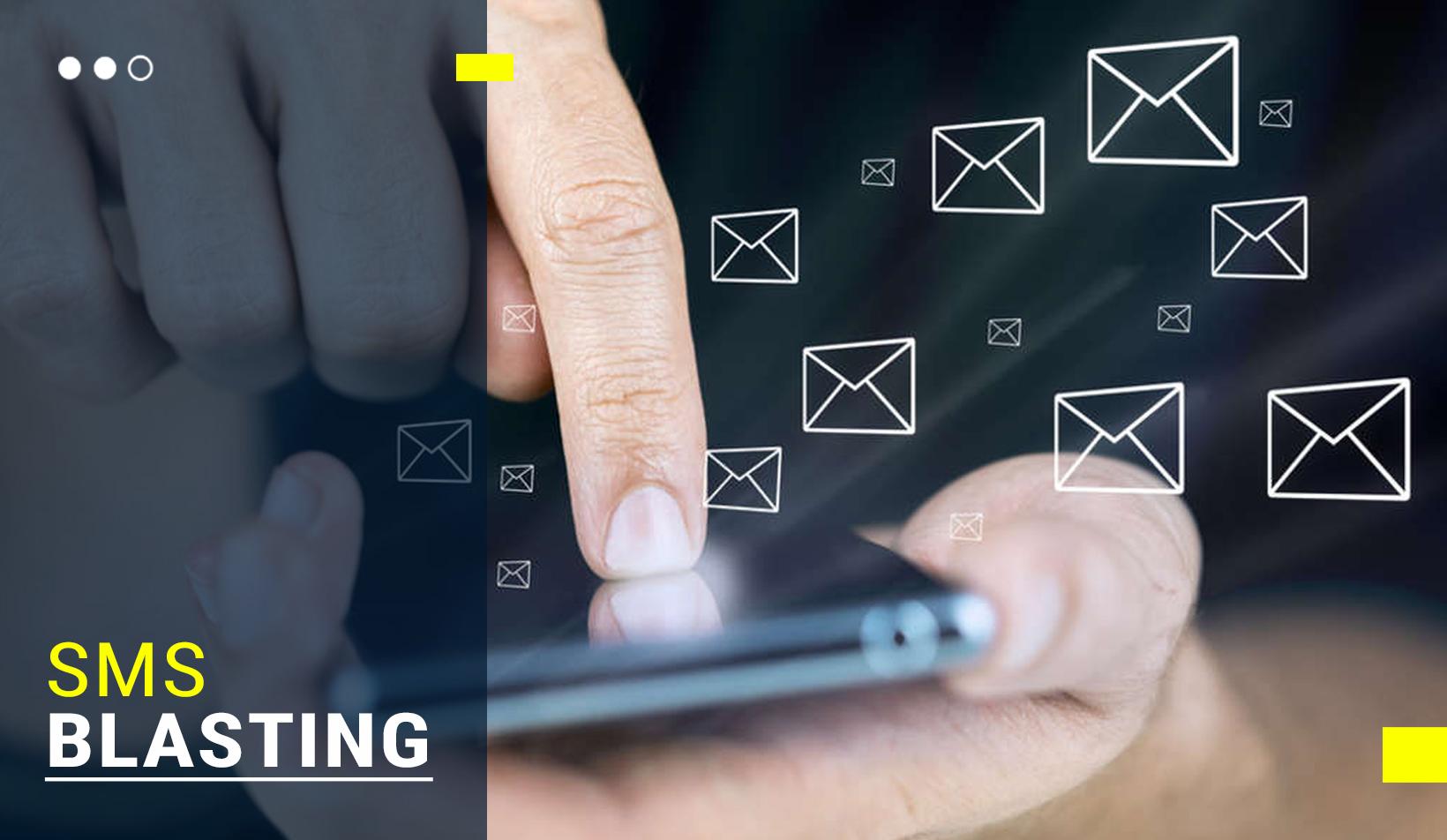 SMS Blasting