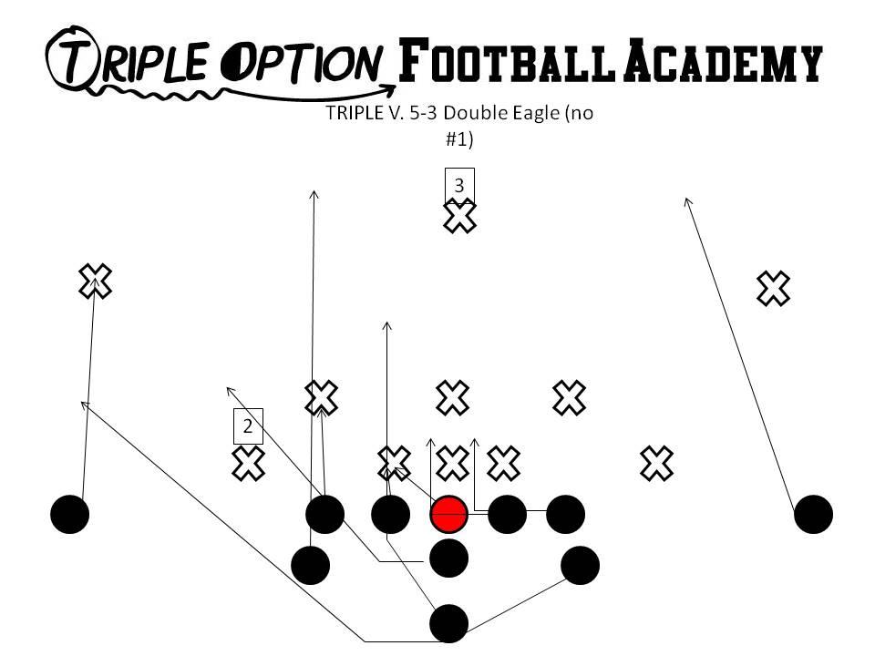 Triple Option Football Academy Playbook: Triple Option