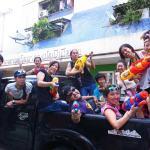 タイの水掛祭りソンクランを120%楽しむ方法を大公開!【チェンマイ編】の画像