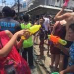 【はしゃいだもん勝ち☆】タイの離島コパンガンで水かけ祭ソンクランに参加してきた!の画像