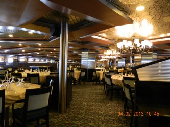 carnival fantasy dining room onboard tales travel tips interest tool some