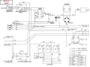 1968 Bsa Lightning Wiring Diagram  Great Design Of Wiring Diagram