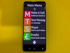 Synapptic Smart Phone