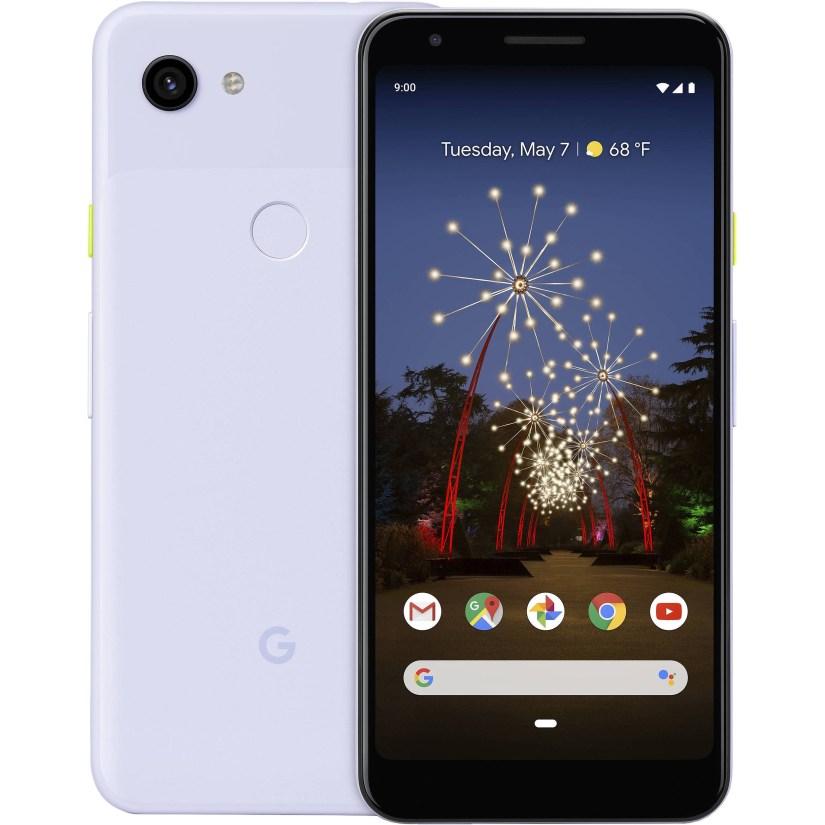 Google pixel 3a xl phone.