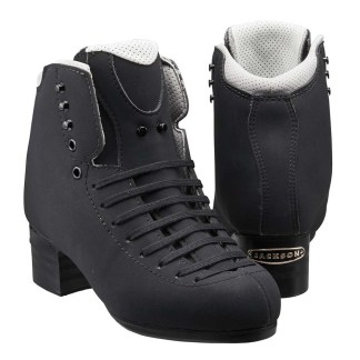 Display Jackson Ultima Dj5452 Supreme Low Cut Figure Skating Boots