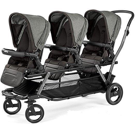 Stroller for Triplets