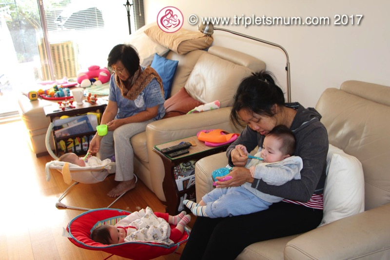 Introducing Solids Triplets