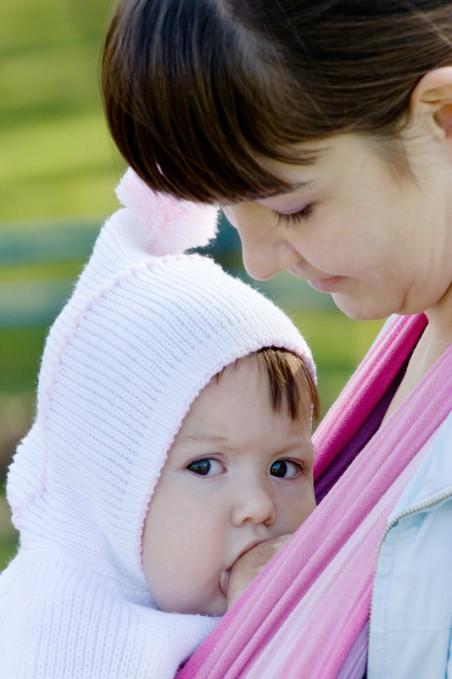 best baby carrier for breastfeeding