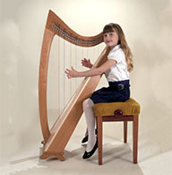 Triplett Childrens Harps