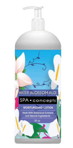 Spa Concepts Water Blossom Aloe Body Lotion
