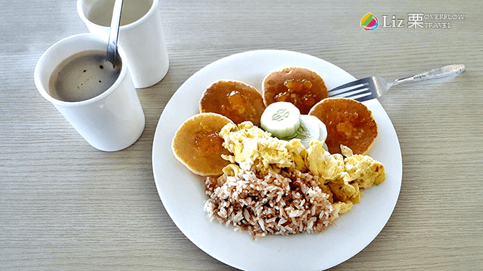 CELI留學學校的餐點,學校宿舍食物