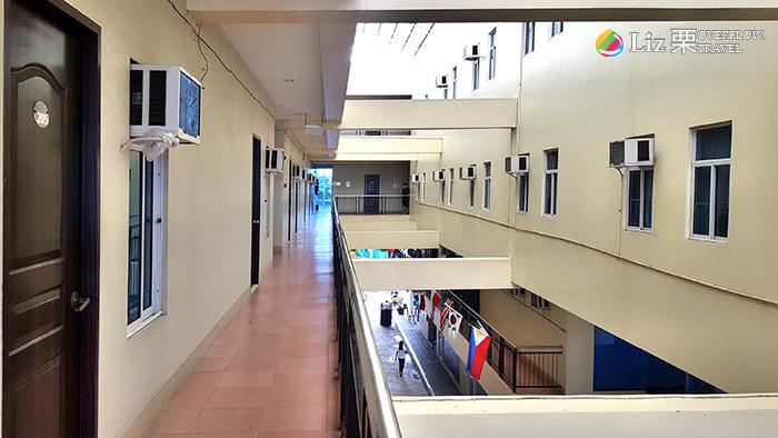 CELI學校校景,菲律賓學校,宿霧學校,學生宿舍