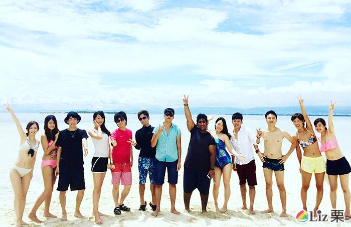 菲律賓跳島,宿霧跳島,資生堂島,浮潛,菲律賓度假,遊學度假