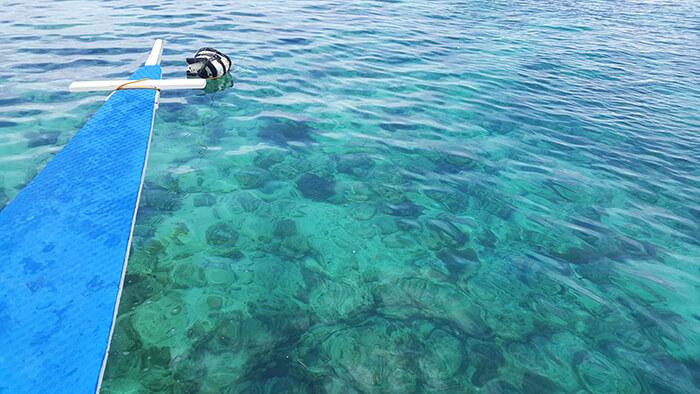 碧綠的海,Cebu