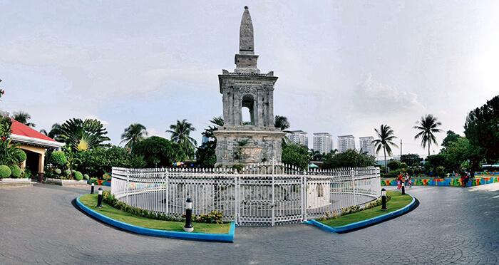 拉普拉普紀念館, Lapu-Lapu
