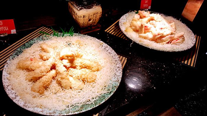 炸物,炸蝦