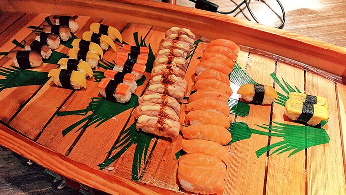 宿務-壽司吃到飽