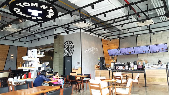 麥克坦島-可無線上網的咖啡廳