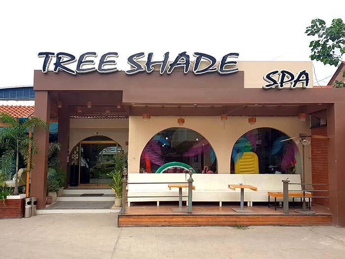 Tree shade spa, Massage, 按摩, 宿霧按摩推薦
