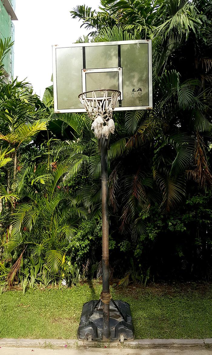 EV籃球場