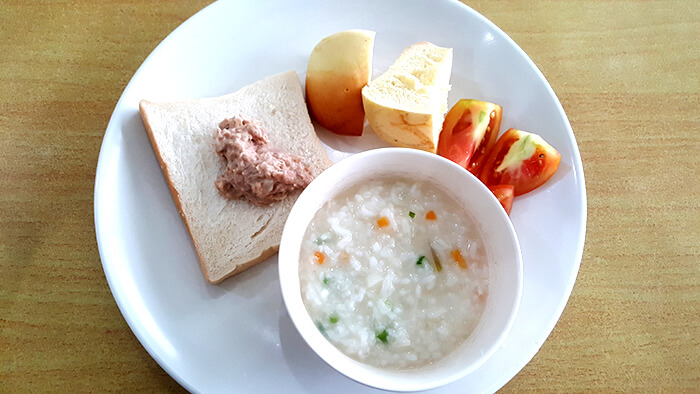 Philinter早餐, 早點