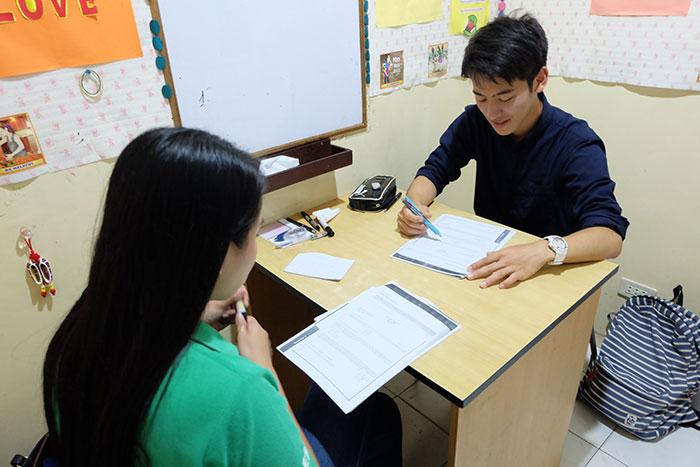 菲律賓遊學特色,一對一師資教學,1對1英語授課,個別英語授課