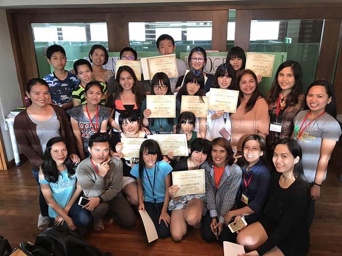 菲律賓遊學團推薦,小學生遊學團,國中遊學團,海外英語學習