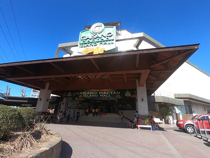 馬克坦島上的百貨, 超市
