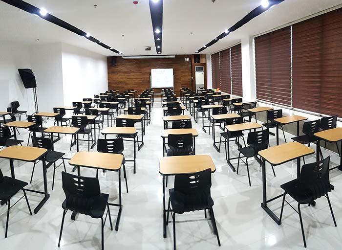 EV校園環境,教室,考試