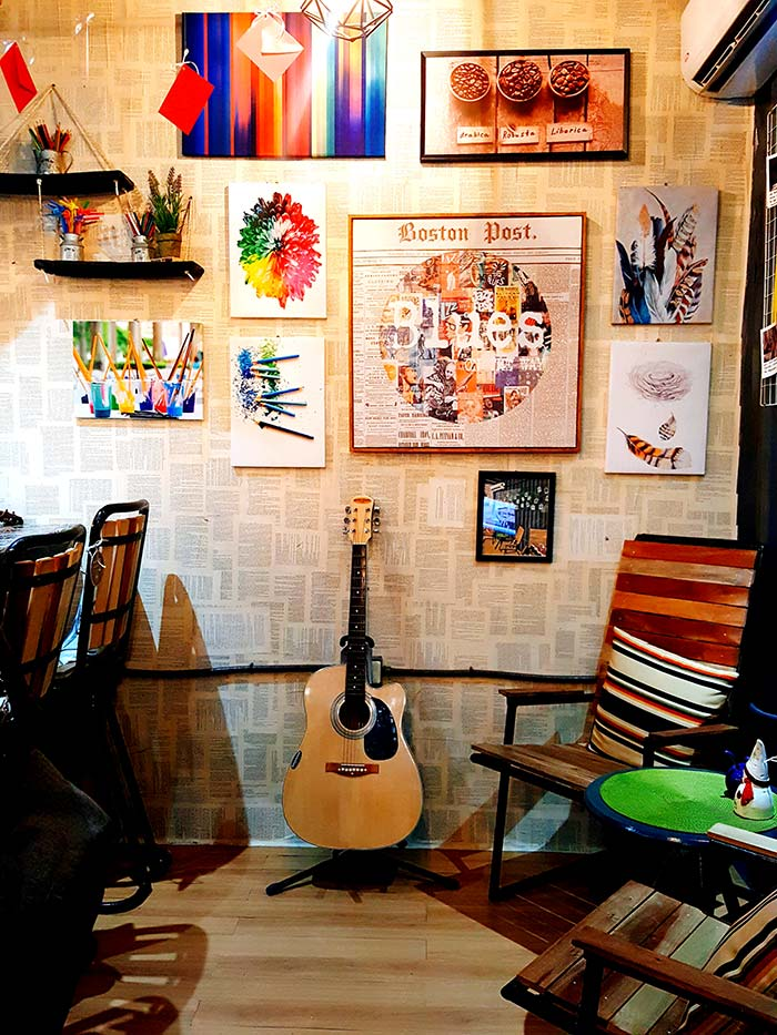 咖啡廳,藝術空間設計