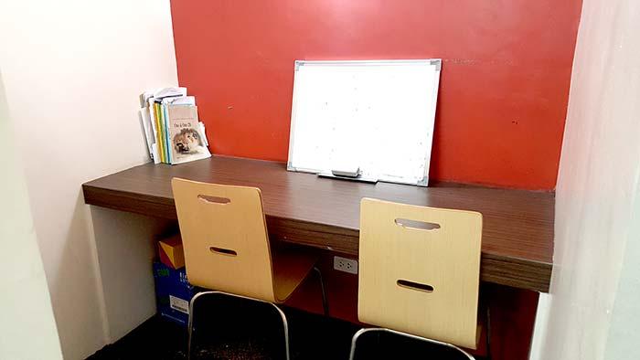 菲律賓遊學, 宿務遊學, 1對1教室