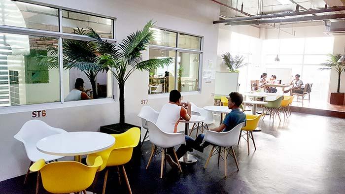 宿霧idea, idea academy, 校園環境
