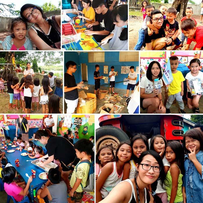 海外慈善志工, 海外志工心得, 短期海外志工