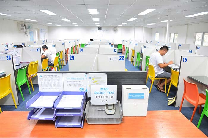開放式學習空間, 自修室, 上課教室