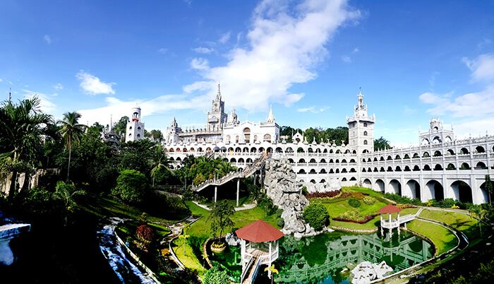 simala church宿霧, 宿霧最大的教堂, Simala Parish Church