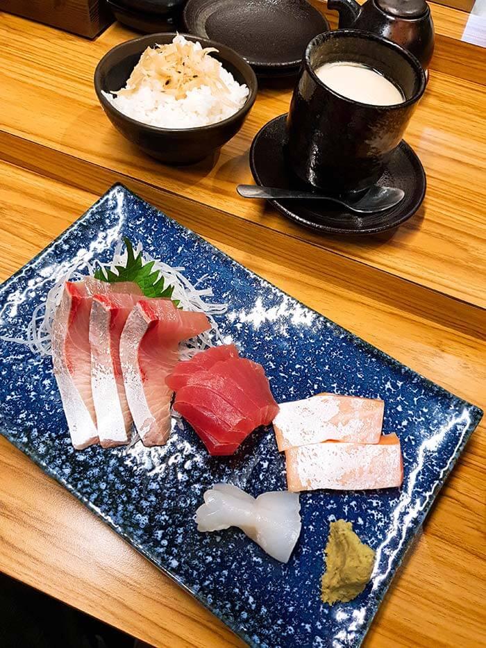 台北好吃日式料理, 新鮮日式餐廳
