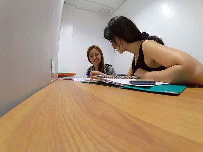 EV一對一課程, 教室環境, 英語學習
