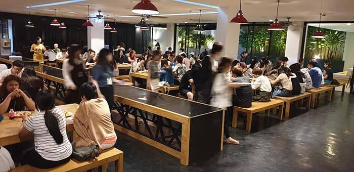 EV餐廳環境