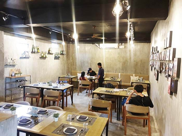 馬克坦島, Wok餐廳