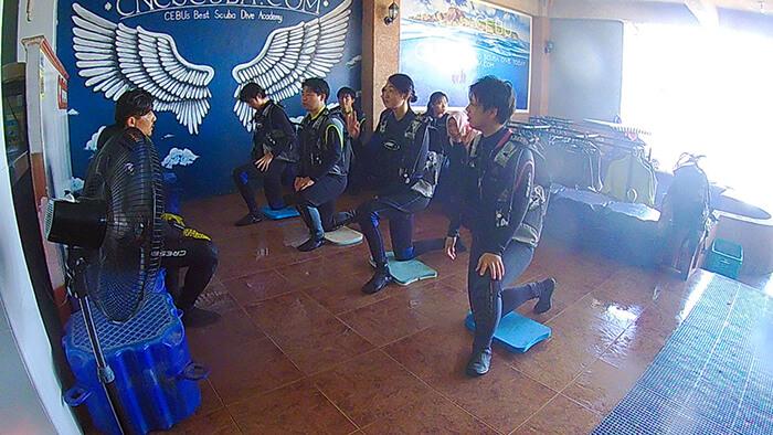 潛水OW, Open Water, Advanced, Diving,宿霧潛水課程推薦