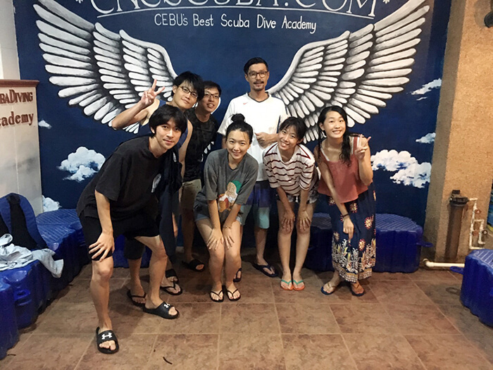 CEBU Best Scuba Dive Academy