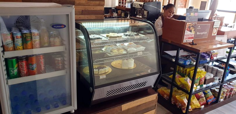 Workplace點餐區, 零食, 餅乾, 泡麵, 飲料